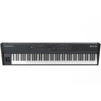 Kurzweil SP4-8 88-Note, Fully-Weighted  action with velocity sensitive adjustable keys (Mint -Condition)