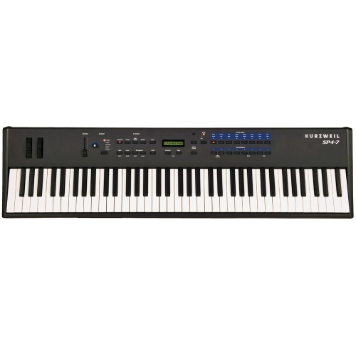 Brand New Kurzweil SP4-7 76-Note,  semi-weighted action with velocity sensitive adjustable keys
