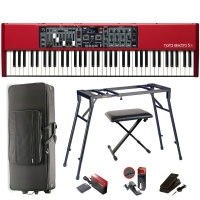 Nord Electro 5D 73 Key Semi-Weighted Action Special Bundle 3-73SE