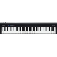 brand new roland fp 30 black digital piano 88 key weighted with carrying bag las vegas music. Black Bedroom Furniture Sets. Home Design Ideas
