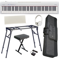 Brand New Roland FP-30 White  88- Key Weighted with 4-legged Stand, X Bench, HP, and Carrying Bag