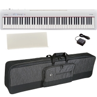 Brand New Roland FP-30 White Digital Piano 88- Key Weighted with Carrying Bag