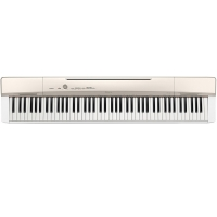 Casio Privia PX-160 Champagne Gold Portable Digital Piano 88 key weighted