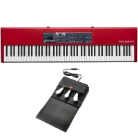 Brand New Nord piano 4  88-note Triple Sensor keybed with grand weighted action