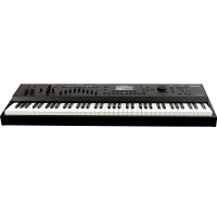 Brand New Kurzweil Forte 76 note fully-weighted hammer-action with velocity and aftertouch sensitive