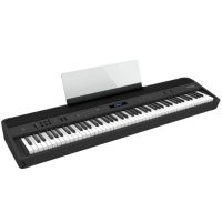 Roland FP-90X Black Portable Stage Digital Piano 88 Weighted Key