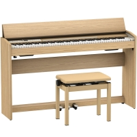 Roland F701 Digital Piano Oak